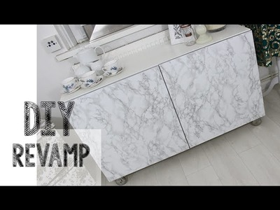 DIY Revamp Easy Marble Effect