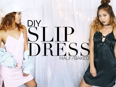 DIY Slip Dress