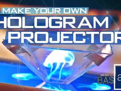 Hack: DIY Smartphone Hologram Projector | Basics