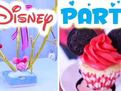 How To Disney Party | Jamie Jo