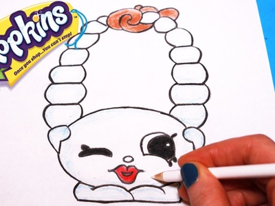 How to Draw Shopkins Season 4