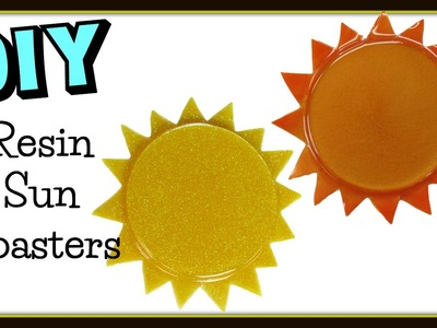 Sun Coasters DIY Project ~ Another Coaster Friday Craft Klatch