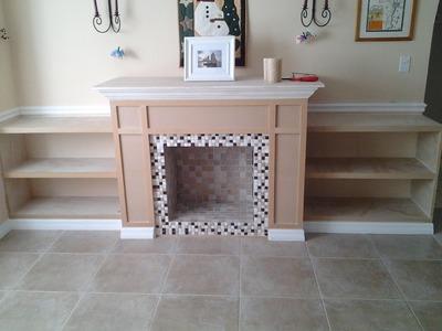 Homemade Gel Fuel Fireplace