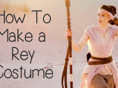 How to Make a Rey Costume (Star Wars) - Atelier Heidi