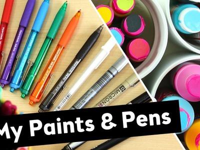 My Paints & Pens   Sea Lemon