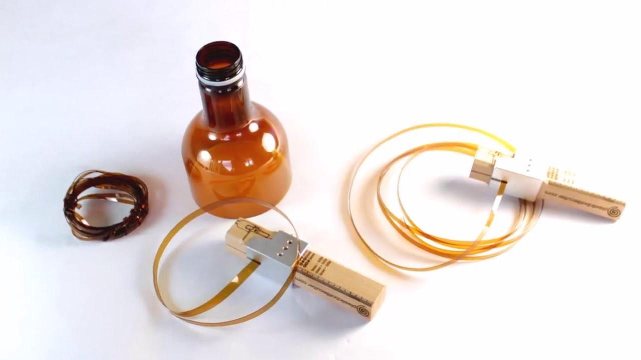 Резак для пластиковых бутылок своими руками - Изобретения 42