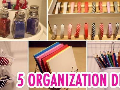 5 Easy Craft Supply Organization DIYs - HGTV Handmade