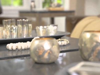Easy Coffee Table Decor Ideas | Pottery Barn