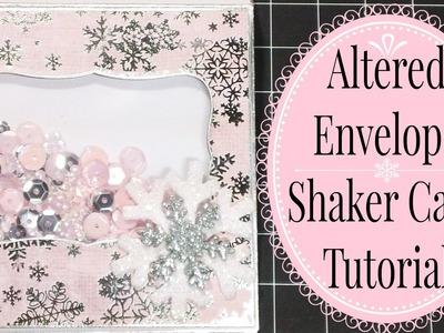 Easy Envelope Shaker Card Tutorial!