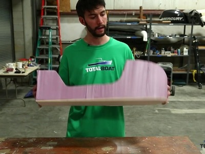 How to Make A Fiberglass Mold from a Plug - Part 1