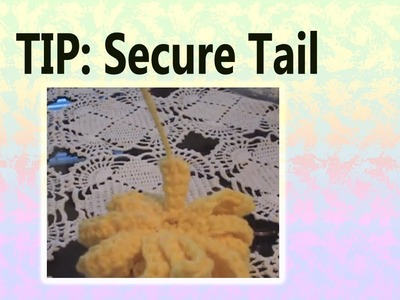 How to make Crochet Geek Stitch Tip