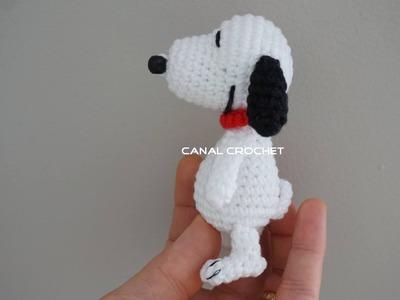 Snoopy amigurumi tutorial