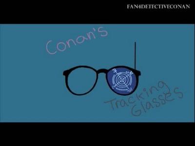 Detective Conan- DIY Tracking Glasses