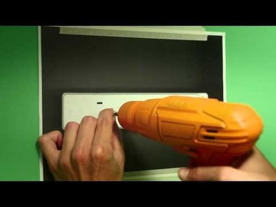 Homebase Hack no 5 - Photocopy holes - DIY Hacks