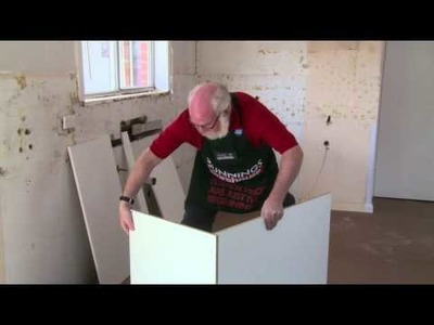How To Assemble A Blind Corner Base - DIY At Bunnings