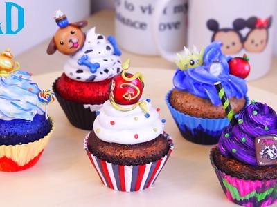 Disney Descendants - ART CUPCAKES