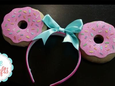 DIY Donut Ears
