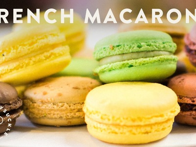 Master the French Macaron Easy Recipe - Honeysuckle