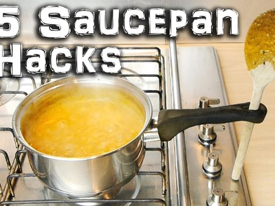 Simple Saucepan Life Hacks