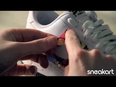 Sneakart Custom Sneakers Demo