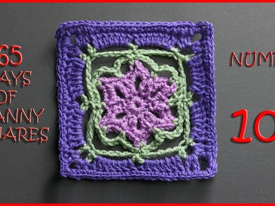 365 Days of Granny Squares Number 102