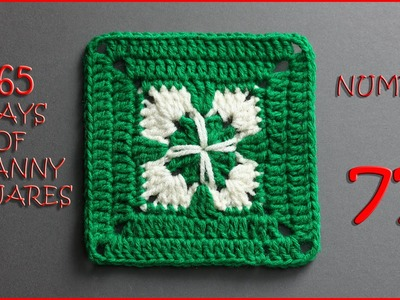 365 Days of Granny Squares Number 77