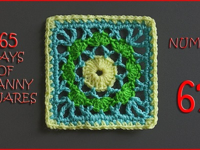 365 Days of Granny Squares Number 67