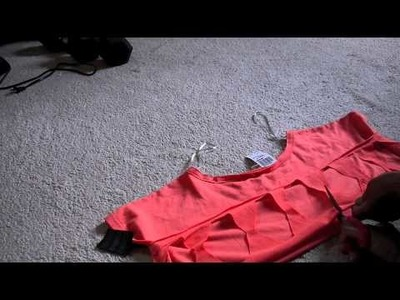 DIY-Mesh Shirt
