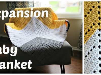 Expansion - Crochet Baby Blanket