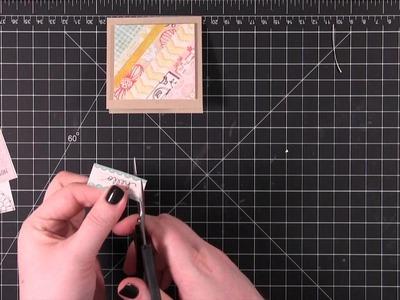 July Card Kit - 3x3 Card & Mini Envelope