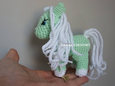 Pony amigurumi tutorial