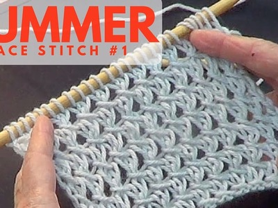 Summer Lace Stitch #1