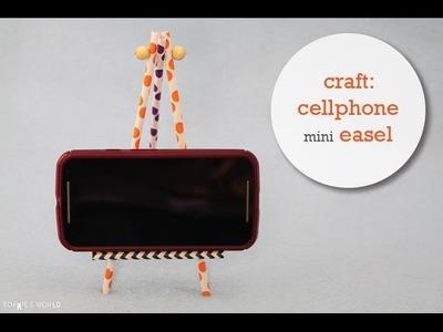 Cellphone Mini-Easel Sophie's World