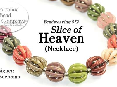 """Make """"Slice of Heaven"""" Necklace or Bracelet"""