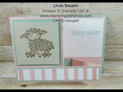 Pull Out Easter Card