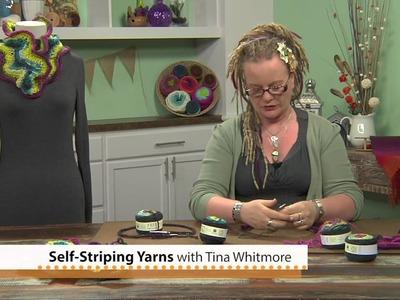 Self-Striping Yarns with Tina Whitmore