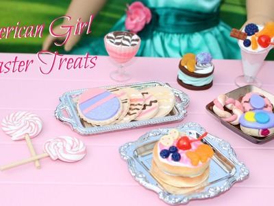 American Girl Doll Easter Treats & Giveaway