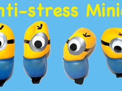 Anti-stress Minion ball
