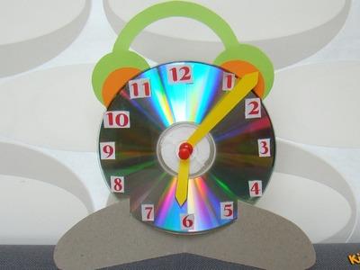 Clock - Kids Crafts