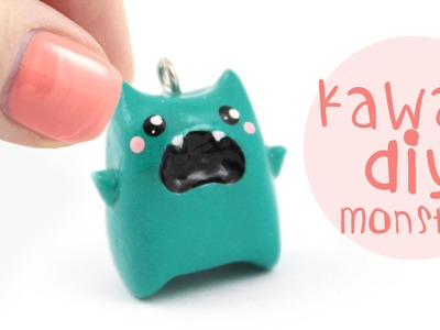 Cute Clay monster! | Kawaii Friday