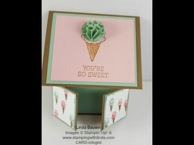 Double Dutch Fold Card