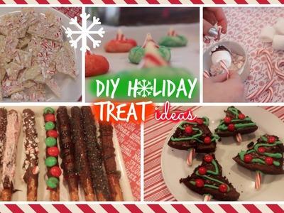 HoliDIY ♡ Holiday Treat Ideas!