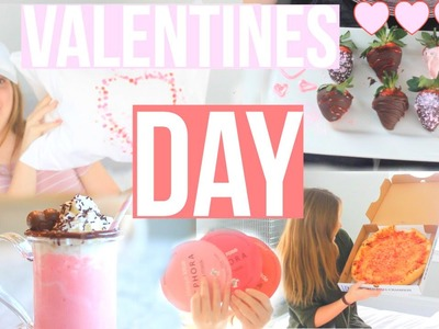 HOW TO VALENTINES DAY: ACTIVITIES, TREATS, DECOR.