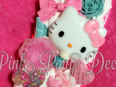 Making Of: Hello Kitty Case!