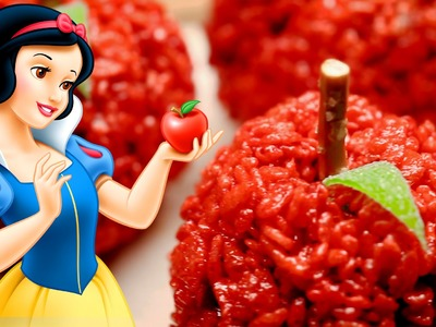 Snow White Red Apple Treats   Dishes by Disney