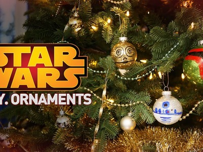 Star Wars Ornaments - DIYGG