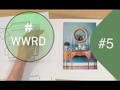 Decorating a DINING ROOM | #WWRD 5