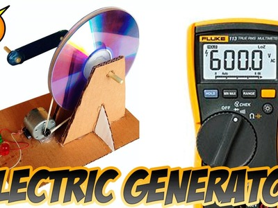 How to Make an Electric Generator