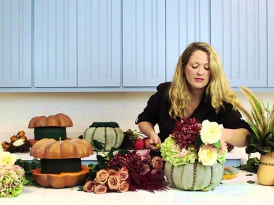 Inspired Floral Design with Beth O'Reilly: Fall Tablescape