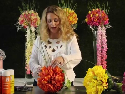 Inspired Floral Design with Beth O'Reilly: Ombré Design
